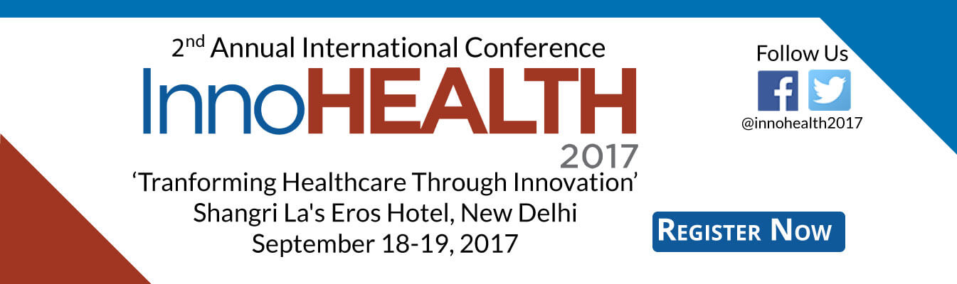 InnoHEALTH 2017 slider on InnovatioCuris